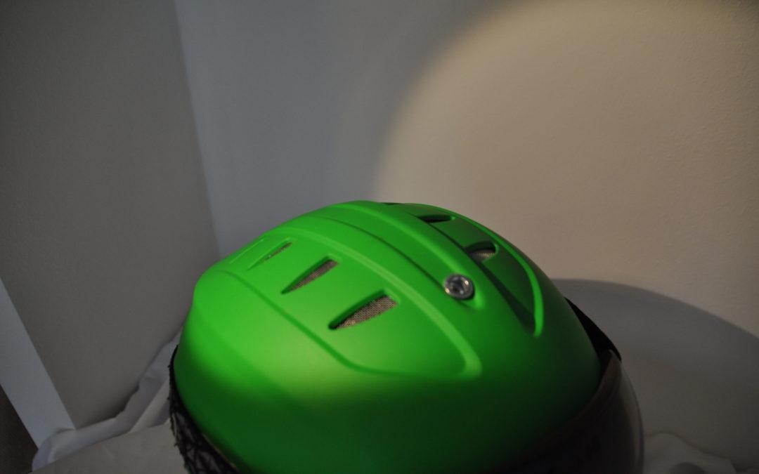 Flugsport Helm mit Flugfunk