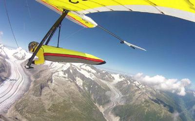 Drachenhalterung für Skytraxx – GoPro – Funkgerät